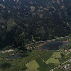 Flugwegposition um 09:58:41: Aufgenommen in der Nähe von Gaishorn am See, Österreich in 2093 Meter