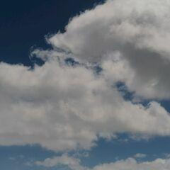 Flugwegposition um 12:27:42: Aufgenommen in der Nähe von Gemeinde Neukirchen am Großvenediger, Österreich in 2925 Meter