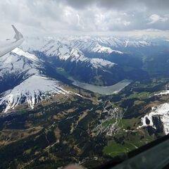 Verortung via Georeferenzierung der Kamera: Aufgenommen in der Nähe von Gemeinde Wald im Pinzgau, 5742 Wald im Pinzgau, Österreich in 3400 Meter