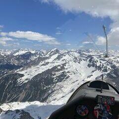 Verortung via Georeferenzierung der Kamera: Aufgenommen in der Nähe von Gemeinde Raggal, Raggal, Österreich in 600 Meter