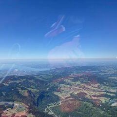 Verortung via Georeferenzierung der Kamera: Aufgenommen in der Nähe von Gemeinde Mellau, Österreich in 2500 Meter