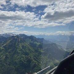 Verortung via Georeferenzierung der Kamera: Aufgenommen in der Nähe von Gemeinde Dornbirn, 6850 Dornbirn, Österreich in 1500 Meter