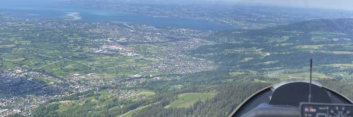 Verortung via Georeferenzierung der Kamera: Aufgenommen in der Nähe von Gemeinde Dornbirn, 6850 Dornbirn, Österreich in 1700 Meter