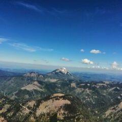 Verortung via Georeferenzierung der Kamera: Aufgenommen in der Nähe von Gaming, Österreich in 2100 Meter