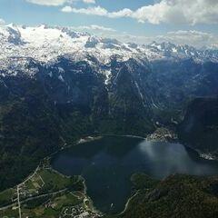 Verortung via Georeferenzierung der Kamera: Aufgenommen in der Nähe von Gemeinde Gosau, Österreich in 2128 Meter