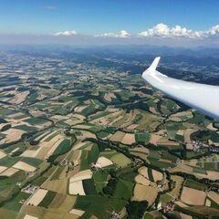 Verortung via Georeferenzierung der Kamera: Aufgenommen in der Nähe von Gemeinde St. Georgen am Ybbsfelde, 3304, Österreich in 1246 Meter