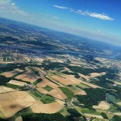 Verortung via Georeferenzierung der Kamera: Aufgenommen in der Nähe von Gemeinde Bergland, Österreich in 1500 Meter