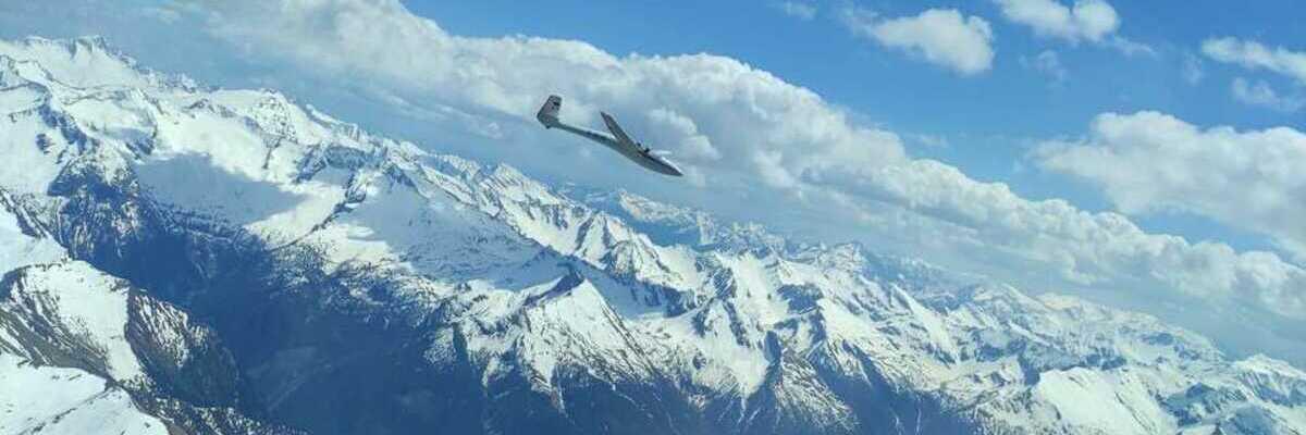 Verortung via Georeferenzierung der Kamera: Aufgenommen in der Nähe von Gemeinde Bad Hofgastein, 5630 Bad Hofgastein, Österreich in 3600 Meter