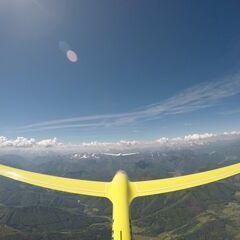 Verortung via Georeferenzierung der Kamera: Aufgenommen in der Nähe von Gemeinde Molln, Molln, Österreich in 2400 Meter