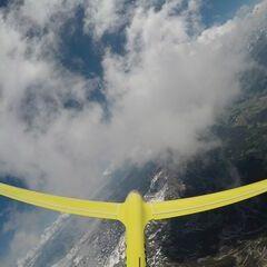 Verortung via Georeferenzierung der Kamera: Aufgenommen in der Nähe von Gemeinde Ramsau am Dachstein, 8972, Österreich in 3500 Meter