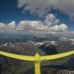 Verortung via Georeferenzierung der Kamera: Aufgenommen in der Nähe von St. Nikolai im Sölktal, 8961, Österreich in 3300 Meter