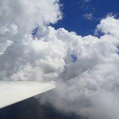 Flugwegposition um 12:10:46: Aufgenommen in der Nähe von Gemeinde Metnitz, Österreich in 2712 Meter