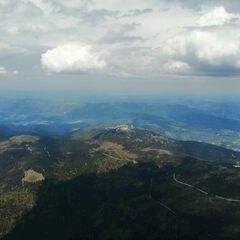 Verortung via Georeferenzierung der Kamera: Aufgenommen in der Nähe von Regen, Deutschland in 2193 Meter