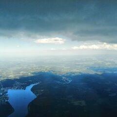 Verortung via Georeferenzierung der Kamera: Aufgenommen in der Nähe von St. Stefan-Afiesl, Österreich in 2360 Meter