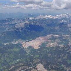 Verortung via Georeferenzierung der Kamera: Aufgenommen in der Nähe von Gemeinde Ramsau am Dachstein, 8972, Österreich in 3300 Meter
