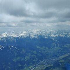Flugwegposition um 11:43:17: Aufgenommen in der Nähe von Gemeinde Haus, Österreich in 2941 Meter