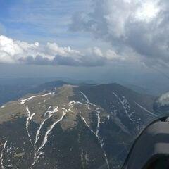 Verortung via Georeferenzierung der Kamera: Aufgenommen in der Nähe von Gemeinde Schwarzau im Gebirge, Österreich in 2400 Meter
