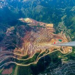 Flugwegposition um 09:56:39: Aufgenommen in der Nähe von St. Ilgen, 8621 St. Ilgen, Österreich in 2771 Meter