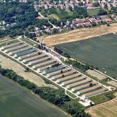 Flugwegposition um 11:47:43: Aufgenommen in der Nähe von Kreis Ajka, Ungarn in 1269 Meter