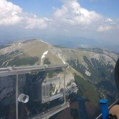 Verortung via Georeferenzierung der Kamera: Aufgenommen in der Nähe von Gemeinde Reichenau an der Rax, Österreich in 2500 Meter