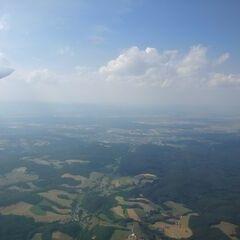 Verortung via Georeferenzierung der Kamera: Aufgenommen in der Nähe von Gemeinde Grimmenstein, Österreich in 1800 Meter