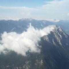 Verortung via Georeferenzierung der Kamera: Aufgenommen in der Nähe von Bad Mitterndorf, 8983, Österreich in 2671 Meter