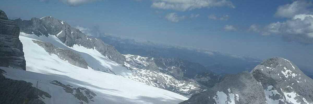 Verortung via Georeferenzierung der Kamera: Aufgenommen in der Nähe von Gemeinde Ramsau am Dachstein, 8972, Österreich in 2900 Meter