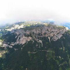 Flugwegposition um 11:25:31: Aufgenommen in der Nähe von Kapellen, Österreich in 2185 Meter