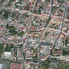 Flugwegposition um 13:25:04: Aufgenommen in der Nähe von Kreis Nagykanizsa, Ungarn in 1760 Meter