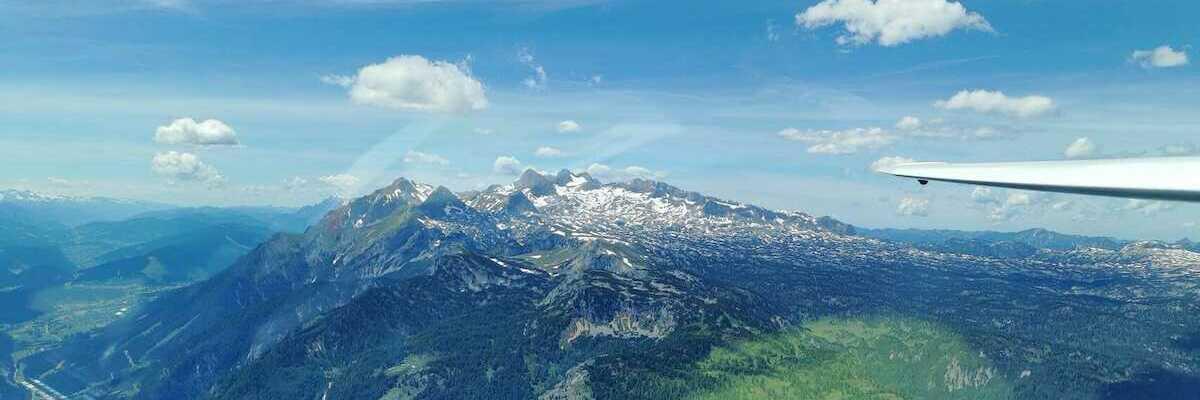 Verortung via Georeferenzierung der Kamera: Aufgenommen in der Nähe von Gemeinde Haus, Österreich in 2252 Meter