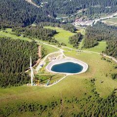 Flugwegposition um 15:09:17: Aufgenommen in der Nähe von Amering, Österreich in 2395 Meter