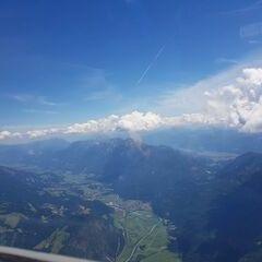 Verortung via Georeferenzierung der Kamera: Aufgenommen in der Nähe von Gemeinde Nikolsdorf, Österreich in 3100 Meter