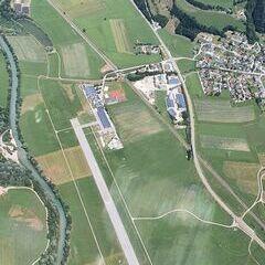 Flugwegposition um 12:00:20: Aufgenommen in der Nähe von Mitterberg-Sankt Martin, Österreich in 1790 Meter