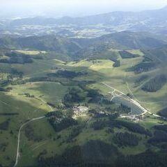 Verortung via Georeferenzierung der Kamera: Aufgenommen in der Nähe von Gemeinde Fladnitz an der Teichalm, 8163, Österreich in 2171 Meter