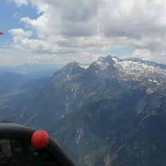 Verortung via Georeferenzierung der Kamera: Aufgenommen in der Nähe von Aich, Österreich in 2666 Meter