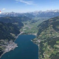 Verortung via Georeferenzierung der Kamera: Aufgenommen in der Nähe von Gemeinde Zell am See, 5700 Zell am See, Österreich in 2600 Meter