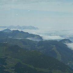 Verortung via Georeferenzierung der Kamera: Aufgenommen in der Nähe von Gemeinde Viehhofen, Österreich in 2700 Meter