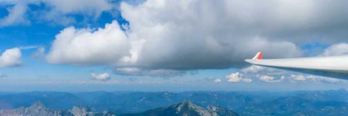Flugwegposition um 11:40:14: Aufgenommen in der Nähe von Gemeinde Kalwang, 8775, Österreich in 2647 Meter