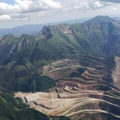 Verortung via Georeferenzierung der Kamera: Aufgenommen in der Nähe von Eisenerz, Österreich in 800 Meter