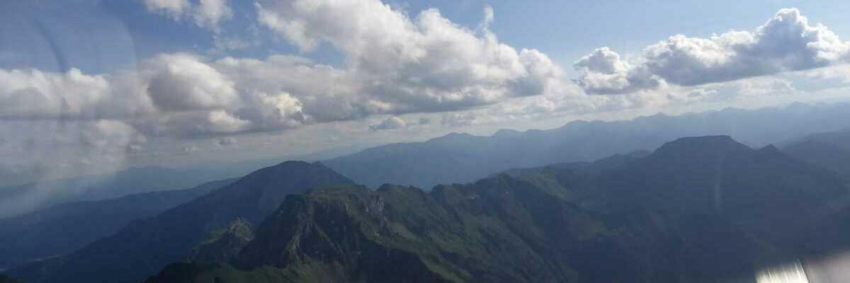 Verortung via Georeferenzierung der Kamera: Aufgenommen in der Nähe von Gemeinde Vordernberg, 8794, Österreich in 2500 Meter