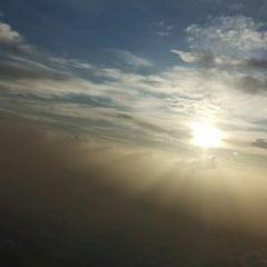 Flugwegposition um 18:28:43: Aufgenommen in der Nähe von Gemeinde Navis, Navis, Österreich in 3747 Meter