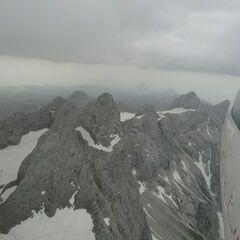 Flugwegposition um 15:18:07: Aufgenommen in der Nähe von Gemeinde Ramsau am Dachstein, 8972, Österreich in 3227 Meter