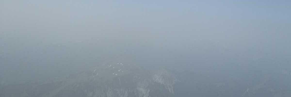 Flugwegposition um 09:15:03: Aufgenommen in der Nähe von Mürzsteg, Österreich in 3429 Meter