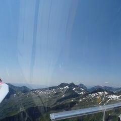 Flugwegposition um 10:30:30: Aufgenommen in der Nähe von Kleinsölk, 8961, Österreich in 2515 Meter