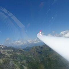 Flugwegposition um 10:30:32: Aufgenommen in der Nähe von Kleinsölk, 8961, Österreich in 2516 Meter