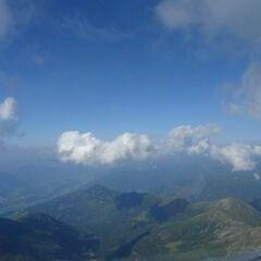 Flugwegposition um 15:12:19: Aufgenommen in der Nähe von Michaelerberg, Österreich in 2907 Meter