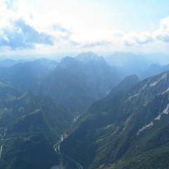 Flugwegposition um 12:25:50: Aufgenommen in der Nähe von Hieflau, 8920, Österreich in 2253 Meter