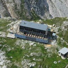 Flugwegposition um 13:39:26: Aufgenommen in der Nähe von Gußwerk, Österreich in 2298 Meter