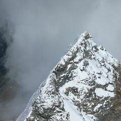 Verortung via Georeferenzierung der Kamera: Aufgenommen in der Nähe von 11028 Valtournenche, Aostatal, Italien in 4600 Meter