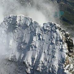 Verortung via Georeferenzierung der Kamera: Aufgenommen in der Nähe von 11028 Valtournenche, Aostatal, Italien in 4447 Meter